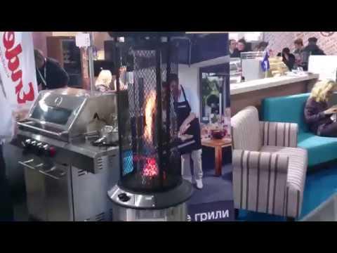 21 май 2013. Уличный газовый инфракрасный обогреватель (gph, gph-f) предназначен для отопления открытых площадок таких как террасы, беседки, уличные кафе, детские игровые.