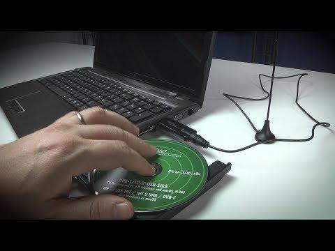 CLE TV USB TNT/2 UHD DVB-C DVU-300.T2C - la TV sur PC / MAC - [PEARLTV.FR]