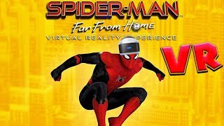 VR ЧЕЛОВЕК ПАУК Spider Man Far From Home Virtual Reality
