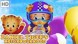 Daniel Tiger 🚓🏎️ Cars, Cars, Cars! 🚋🚗 Videos for Kids