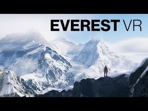 Everest VR Mixed Reality Official Trailer HTC VIVE/STEAM VR