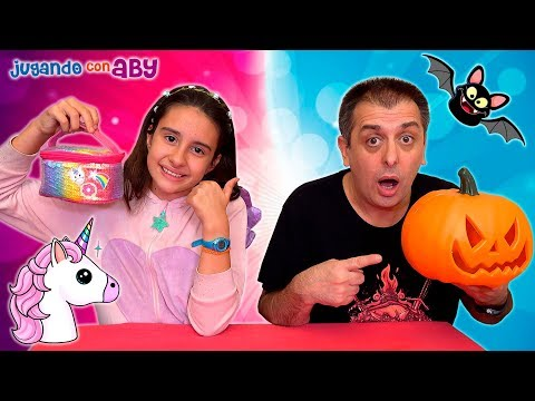 Día del Unicornio vs Halloween | ABY
