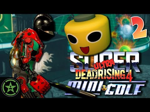 Let's Play - Dead Rising 4 Mini Golf: Course 2