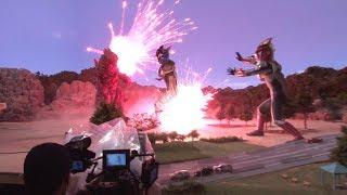 11月22発売「ウルトラマンR/B Blu-ray BOXⅠ」に収録される映像特典「...