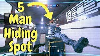 Ultimate Hiding Spot! - Rainbow Six Siege (Alpha Pack Opening) thumbnail