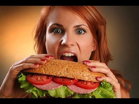 Как побороть обжорство и похудеть
