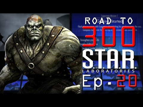 Road to 300 - Ep.20 - Solomon Grundy (S.T.A.R. Labs Mission 191-200)