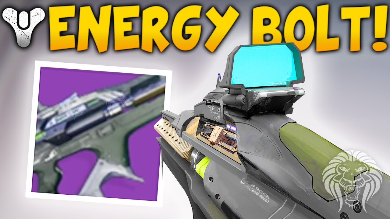 destiny linear fusion rifle