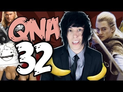 Capndesdes QNA #32 [Draw My Life, Lord of the Rings, Insults and Super Powers!]