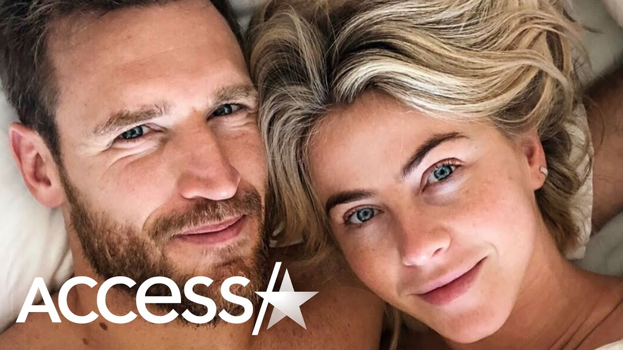 Julianne Hough S Husband Brooks Laich Wants To Learn More About Intimacy And His Sexuality In 2020