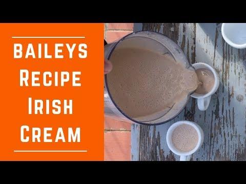 How to make Irish Cream, The Best Homemade Baileys Recipe