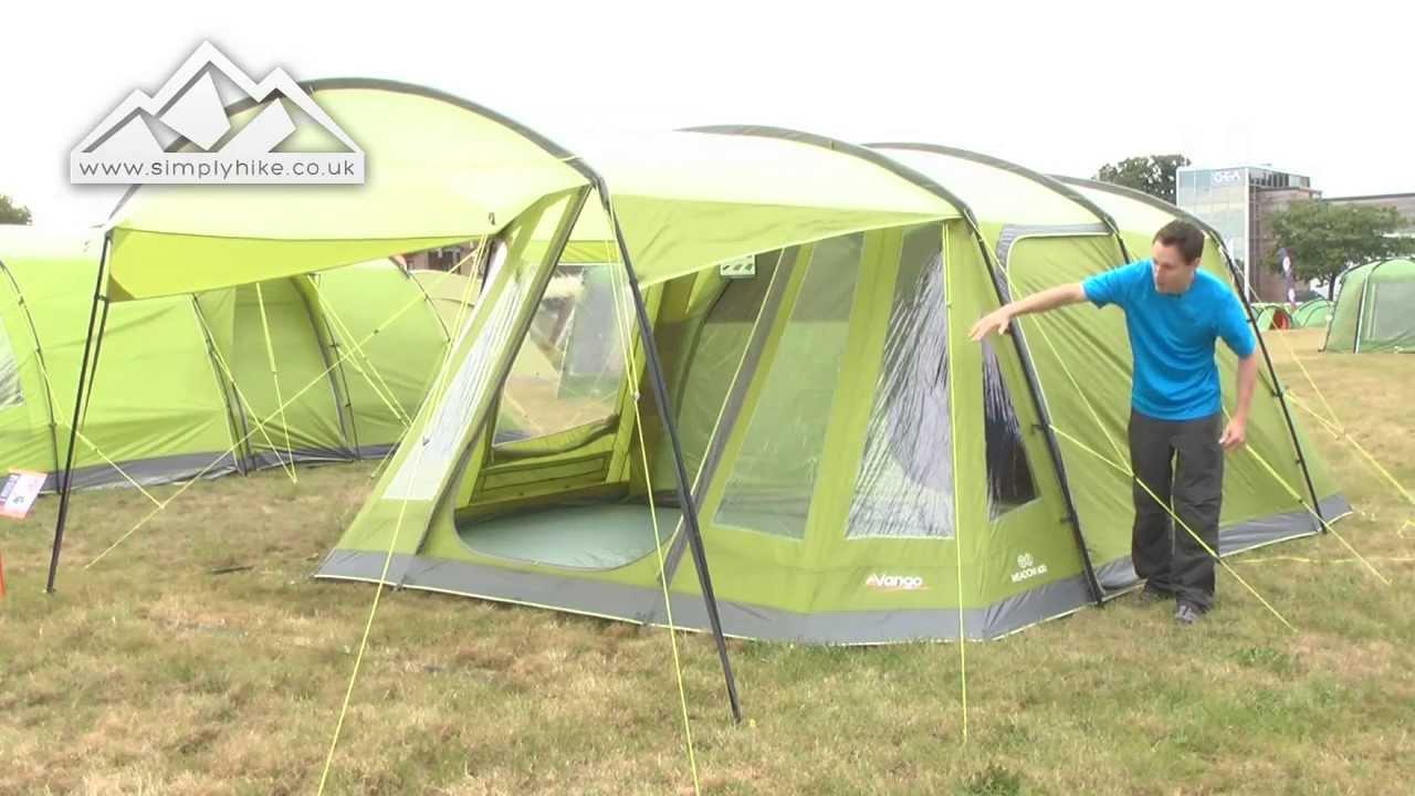 The Vango Meadow V 600 Tent - .simplyhike.co.uk  sc 1 st  YouTube & The Vango Meadow V 600 Tent - www.simplyhike.co.uk - YouTube