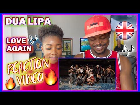 Dua Lipa - Love Again (Official Music Video) | REACTION VIDEO