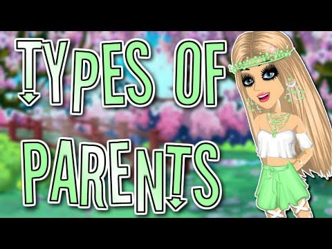 Types Of Parents (Of MSP Players)