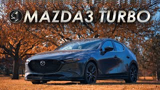 2021 Mazda3 Turbo | Two Sides to This Story