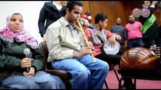 فى اليوم العالمى لذوى الاحتياجات الخاصة ..افتتاح مركز ذوى الاحتياجات بجامعة عين شمس