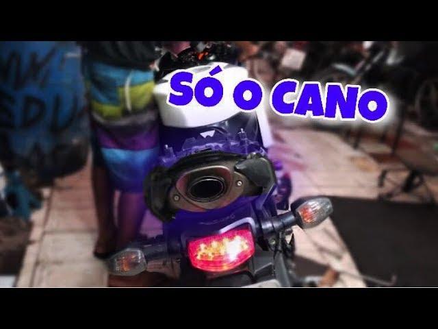 ESCAPAMENTO DESMIOLADO DA CBR 600RR - Thays Rx
