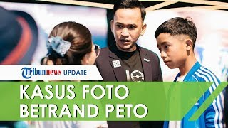 Betrand Peto Ternyata Tidak Tahu Fotonya Jadi Bahan Olok-olokan, Ruben Onsu: Nggak Saya Kasih