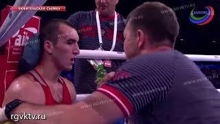 Муслим Гаджимагомедов примет участие в домашнем Чемпионате мира по боксу