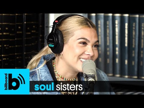 Hayley Kiyoko Talks 'Lesbian Jesus,' New Album & More on Soul Sisters | Billboard