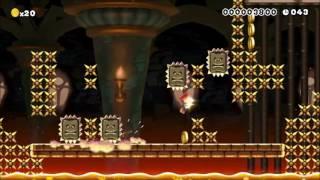 [Super Mario Maker] 疾きこと風の如く 【Speed Run】