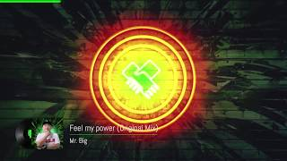 Mr Big - Feel My Power (AsiaDanceTV exclusive releases)