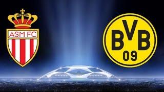 Монако - Боруссия Д | 1/4 финала | Monaco - Borussia |  Лига чемпионов | Прогноз на 19.04.17