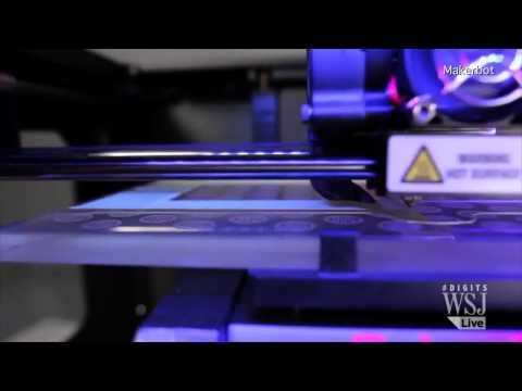 New 3-D Printers Let You Print in Metal and Wood