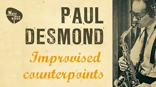 Baixar Paul Desmond - Improvised Counterpoints & Jazz Hits