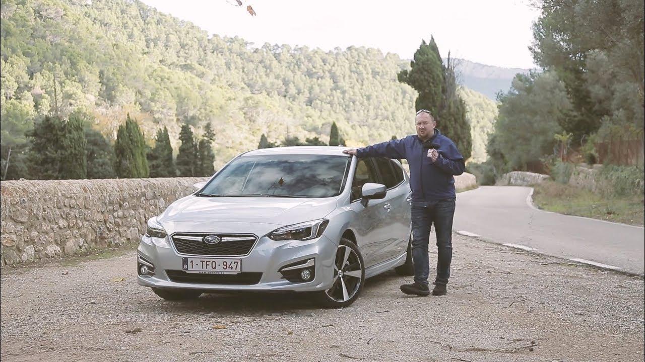 Nowe Subaru Impreza – pierwsza jazda