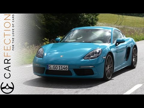Porsche 718 Cayman S: The Almost Car - Carfection