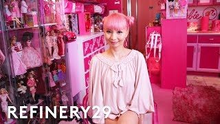 I Live In A Barbie Dreamhouse | Irreplaceable: Celebrating Different | Refinery29