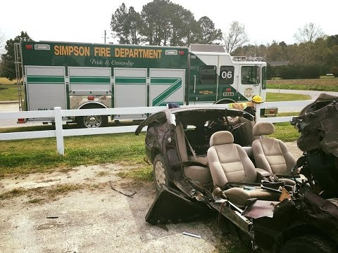 Simpson Rural Fire Dept. 2016 Year End - Pitt County NC