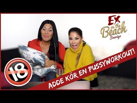 SARA & JAG REDER UT TRINGELDRAMAT! | REAGERAR PÅ EX ON THE BEACH ALLSTAR AVSNITT 10 *SPOILER*
