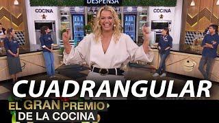 El gran premio de la cocina - Programa 14/10/21 - Segunda ronda del Cuadrangular