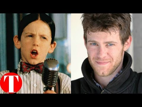 The little rascals then and now alfalfa