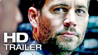 FAST & FURIOUS 7 Trailer German Deutsch [2015]