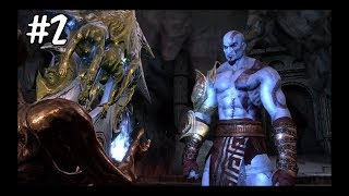 God Of War 3 PS4 - Part 2 - THE REALM OF HADES!