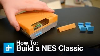How to build a NES Classic with a Raspberry Pi
