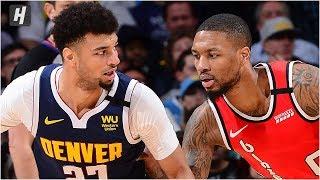 Portland Trail Blazers vs Denver Nuggets - Full Game Highlights   February 4, 2020   2019-20 Season