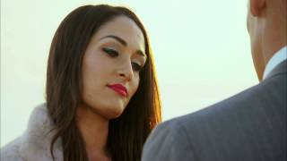 Nikki Bella meets John Cena on the pier: Total Divas, March 23, 2014