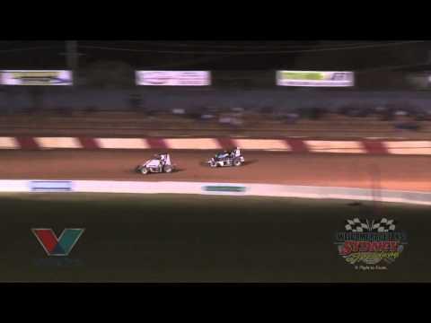 27th April 2013, Event Highlights - Speedcar 50 Lap Classic, Caravan Boat Dunny Derby