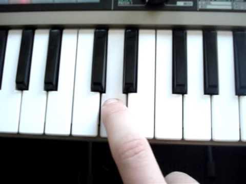 Four Year Strong - Go Long Dad keyboard tutorial