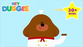Cooking with Duggee! - 20 Minutes - Duggee's Best Bits - Hey Duggee