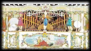 Gavioli 89 Keyless (G4 Scale) Showmans Organ ~ ~ `Al Jolson medley