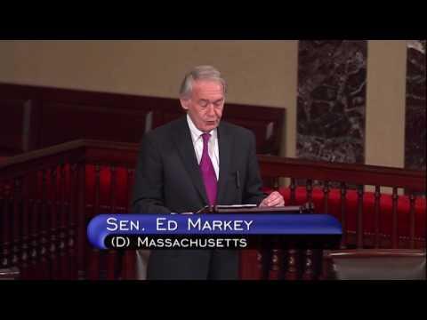 Senator Markey Speaks in Opposition to SCOTUS Nominee Neil Gorsuch - April 5, 2017