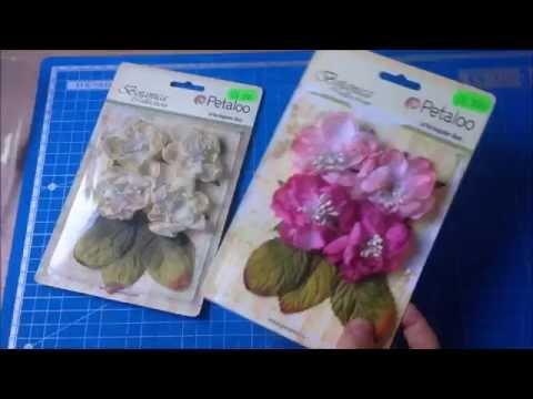 Фотоэффекты с цветами Фоторамки онлайн