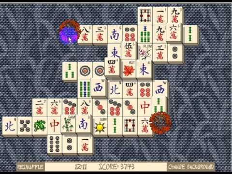Как играть в Маджонг