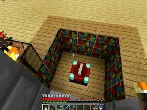 Estufa Part 1 -= Minecraft =- ForeverMapa #07
