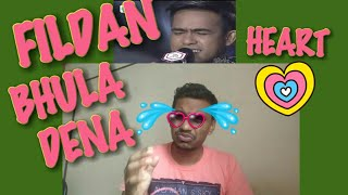 DA Asia 3: Fildan DA4, Indonesia - Bhula Dena (Konser Grand Final) Reaction of original songf